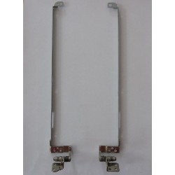 Acer Aspire 5737z LCD Screen Hinges with rails - AM06G00100 (LH-L), AM06G00200 (LH-R)