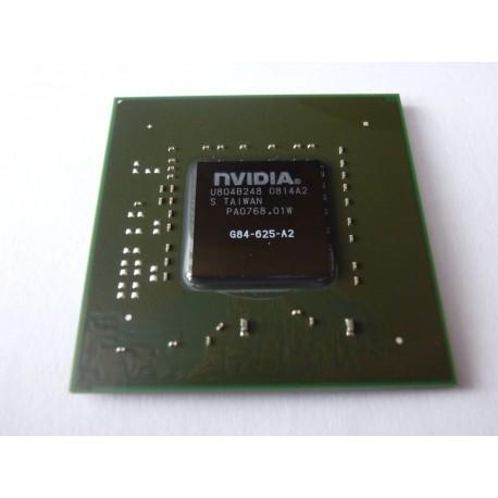 Графичен чип nVidia G84-625-A2, 128bit, нов, 2008+