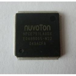 Чип NUVOTON NPCe791 LAODX