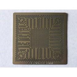 Шаблон (stencil, стенсил) Intel LE82PM965 за ребол (reball) на BGA чипове