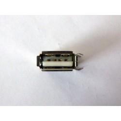 USB-A Female Long Body jack (букса)
