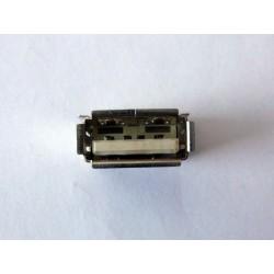 USB-A Female SMD jack (букса)