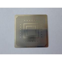 Шаблон (stencil, стенсил) nVidia GO 6800 6600 за ребол (reball) на BGA чипове