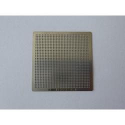 Шаблон (stencil, стенсил) XBOX360GPU-B за ребол (reball) на BGA чипове