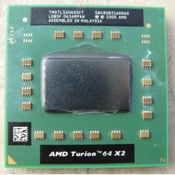 Процесор AMD Turion 64 X2 TMDTLS2HAXSCT 1.6 GHz