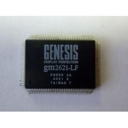 Чип STMicroelectronics GM2621 LF Dual Input LCD Controller, нов