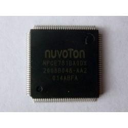 Чип NUVOTON NPCe781BA0DX, нов