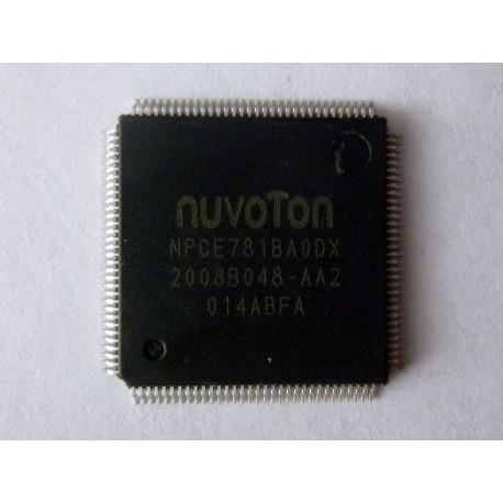 Чип NUVOTON NPCe781 BA0DX, нов