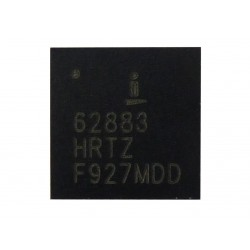 Чип Intersil ISL62883HRTZ Multiphase PWM Regulator for IMVP-6.5 Mobile CPUs, нов