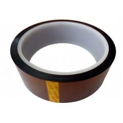 Високотемпературна полиамидна лента (Kapton tape) 30мм х 33м