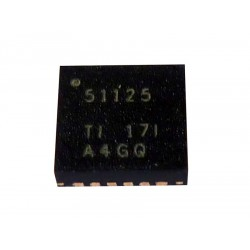 Чип Texas Instruments TPS51125, Dual-Synchronous Step-Down Controller, нов