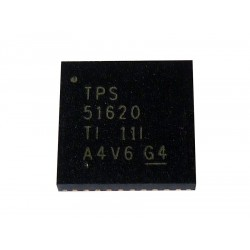 Chip Texas Instruments Dual Phase D-CAP+ Mode Step Down Controller for IMVP6+ CPU/GPU Vcore TPS51620, new