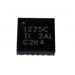 Чип Texas Instruments Dual Synchronous Step-Down Controller with 5-V and 3.3-V LDOs TPS51225C, нов