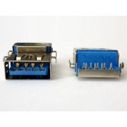 USB-A 3.0 Female USB-24 jack (букса)