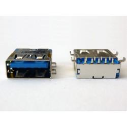 USB-A 3.0 Female USB-27 jack (букса)