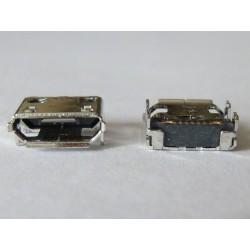 Micro-B USB Female 5P jack (букса) за платка Samsung SAM-8