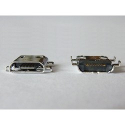 Micro-B USB Female 5P jack (букса) за платка Samsung SAM-11