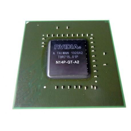 Графичен чип nVidia N14P-GT-A2, нов, 2013