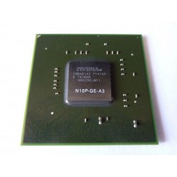 Graphic chip nVidia N10P-GE-A3, new, 2011