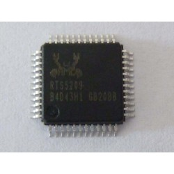 Чип Realtek RTS5209, PCI-E card reader controller, нов