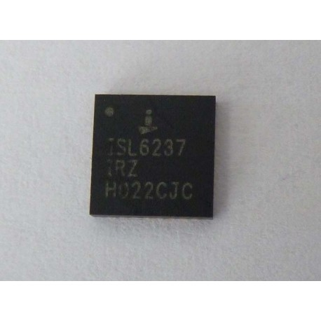 Чип Intersil ISL6237 SMPS High-Efficiency, Quad-Output, Main Power Supply Controller for Notebook Computers, нов