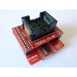 Адаптер TSOP48 за програматор TL866A и TL866CS