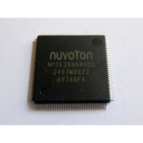 Чип NUVOTON NPCe288 NA0DX, нов