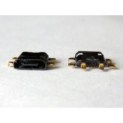 Micro-B USB Female jack (букса) за платка HTC HT-6