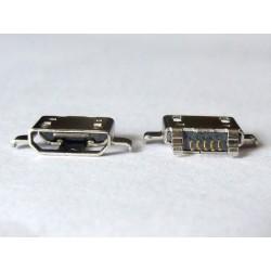 Micro-B USB Female jack (букса) за платка HTC HT-13