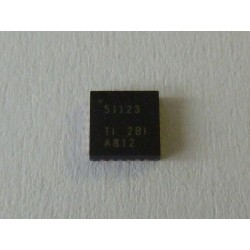 Чип Texas Instruments Step-Down Controller TPS51123, нов