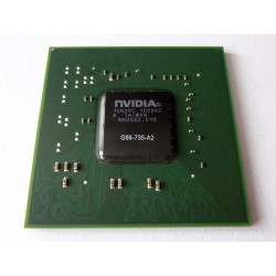 Graphic chip nVidia G86-735-A2, new, 2010