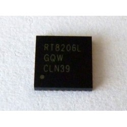 Чип Richtek RT8206L Power Supply Controller, нов