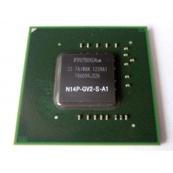Графичен чип nVidia N14P-GV2-S-A1, нов, 2012