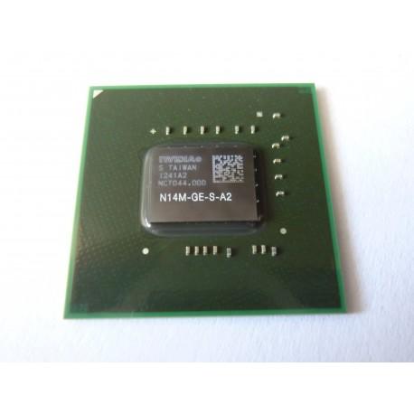 Графичен чип nVidia N14M-GE-S-A2, нов, 2012