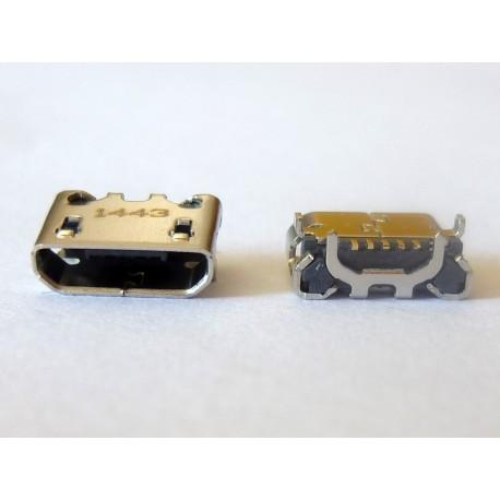 Micro-B USB Female jack (букса) за платка Asus OT-01