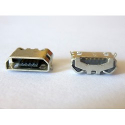 Micro-B USB Female jack (букса) за платка Dell OT-03