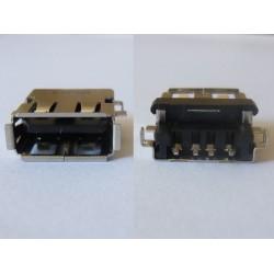 USB-A 2.0 Female USB-3 jack (букса)