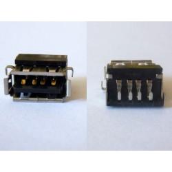USB-A 2.0 Female USB-8 jack (букса)
