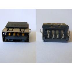 USB-A 2.0 Female USB-11 jack (букса)