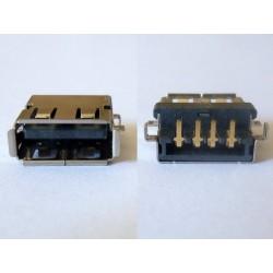 USB-A 2.0 Female USB-13 jack (букса)