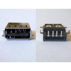 USB-A 2.0 Female USB-17 jack (букса)