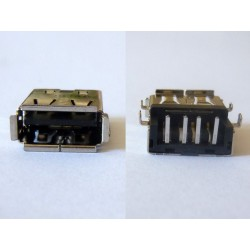 USB-A 2.0 Female USB-19 jack (букса)