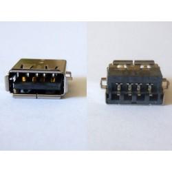 USB-A 2.0 Female USB-21 jack (букса)