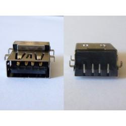 USB-A 2.0 Female USB-3-1 jack (букса)