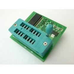 Adapter 1.8V SPI Flash for programmer TL866A and TL866CS