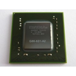 Graphic chip nVidia G86-631-A2, new, 2012