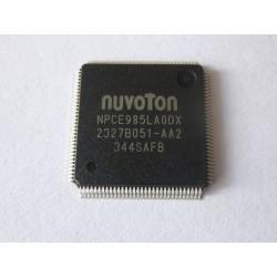 Чип NUVOTON NPCe985LA0DX, нов