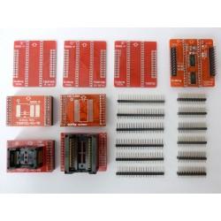 Комплект адаптери (TSOP32/40/48, SOP44/56) за програматор TL866A, TL866CS и TL866II