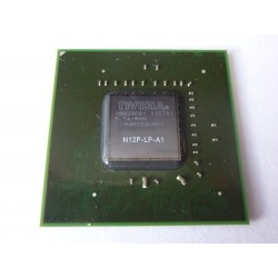 Graphic chip nVidia N12P-LP-A1, new, 2011