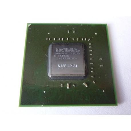 Графичен чип nVidia N12P-LP-A1, нов, 2011